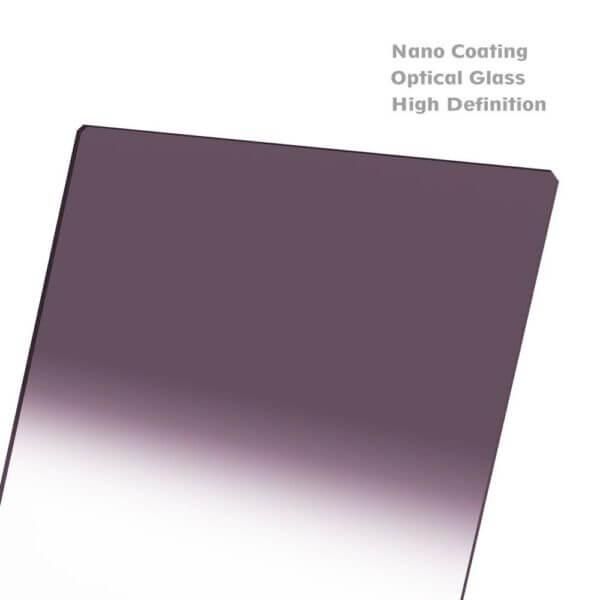NiSi 70mm System Hard IR nano GND80.9