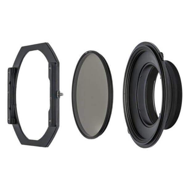 Nisi 150mm system filter Holder S5 Set for Sigma 14 24mm F2.8 DG 4