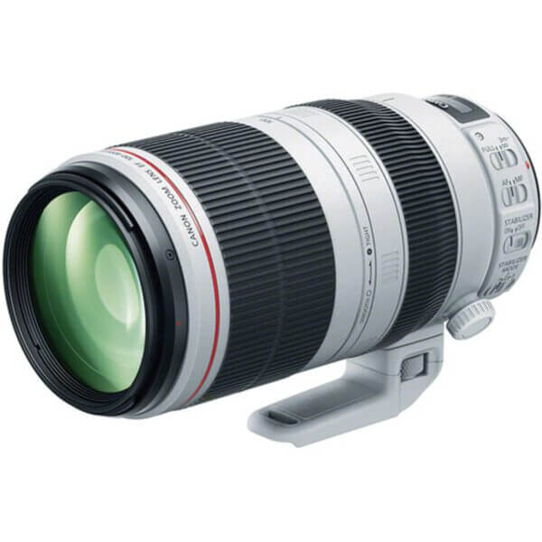 Canon EF 100-400mm f4.5-5.6L IS II USM Lens 1