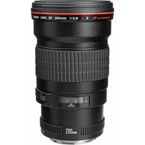 Canon EF 200mm f2.8L II USM Lens ประกันศูนย์ 1