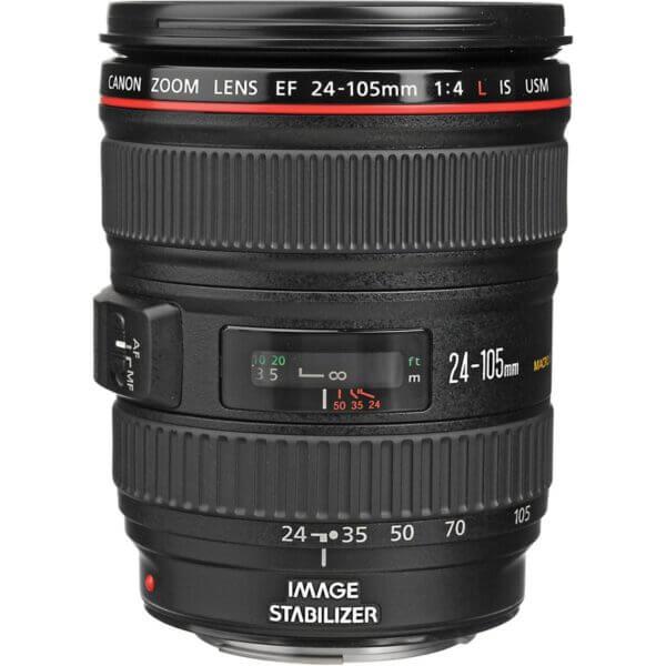 Canon EF 24 105mm f4L IS USM Lens ประกันศูนย์1