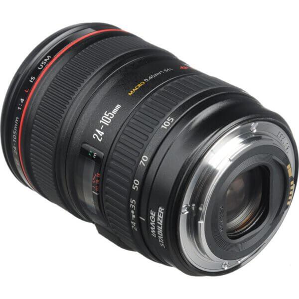 Canon EF 24 105mm f4L IS USM Lens ประกันศูนย์2