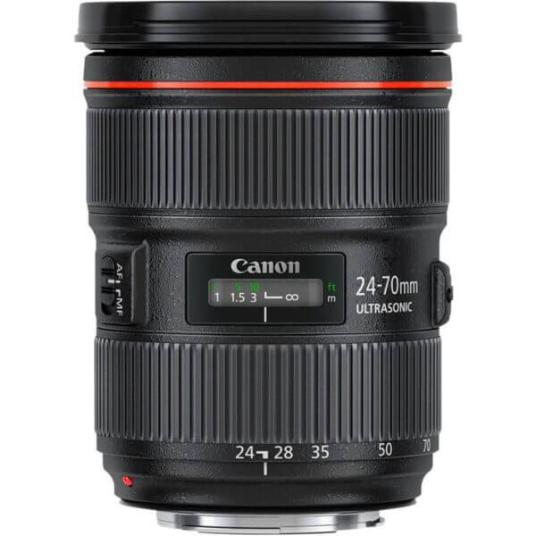 Canon EF 24 70mm f2.8L II USM Lens ประกันศูนย์2