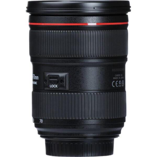 Canon EF 24 70mm f2.8L II USM Lens ประกันศูนย์4