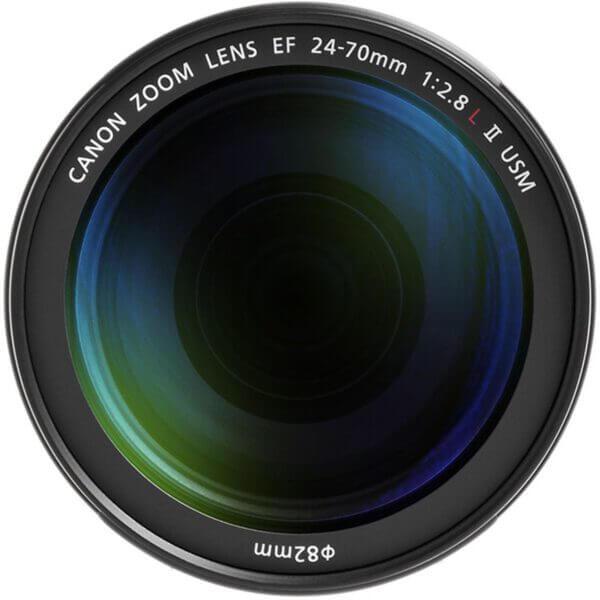 Canon EF 24 70mm f2.8L II USM Lens ประกันศูนย์5