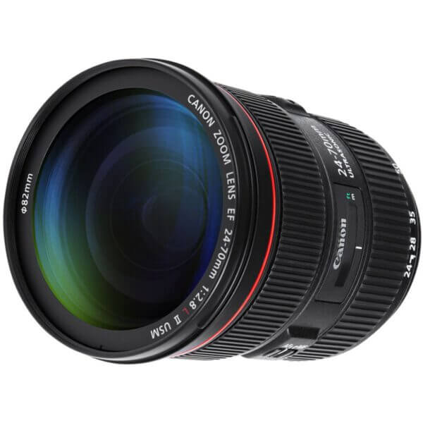Canon EF 24 70mm f2.8L II USM Lens ประกันศูนย์6