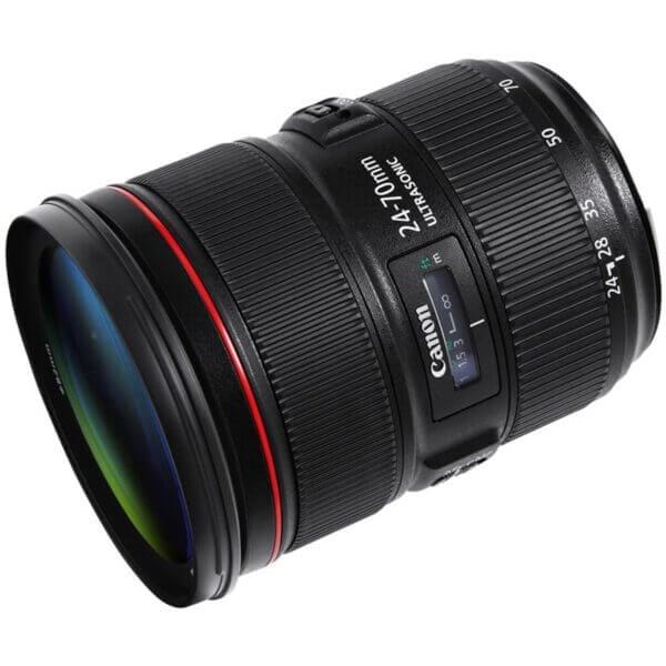 Canon EF 24 70mm f2.8L II USM Lens ประกันศูนย์7
