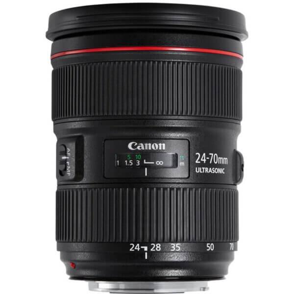 Canon EF 24 70mm f2.8L II USM Lens ประกันศูนย์8