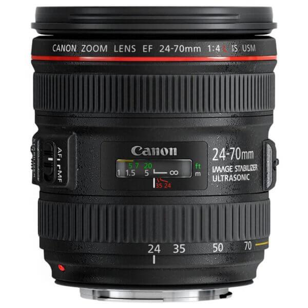 Canon EF 24 70mm f4L IS USM Lens ประกันศูนย์1