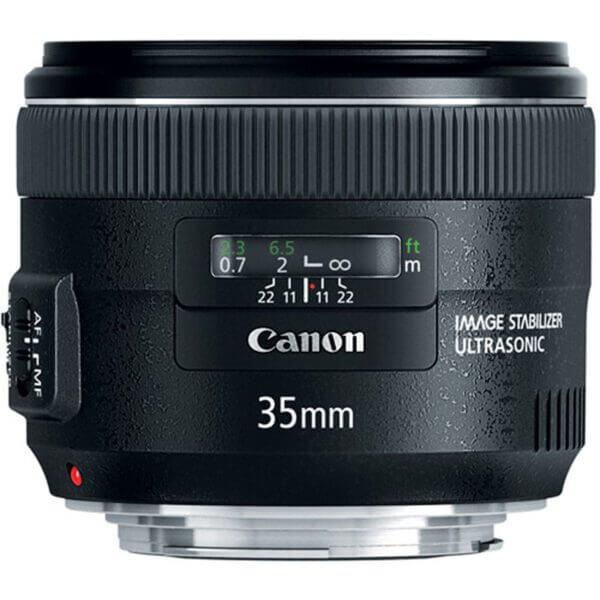 Canon EF 35mm f2 IS USM Lens ประกันศูนย์ 1