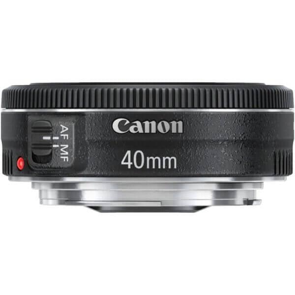 Canon EF 40mm f2.8 STM Lens ประกันศูนย์1