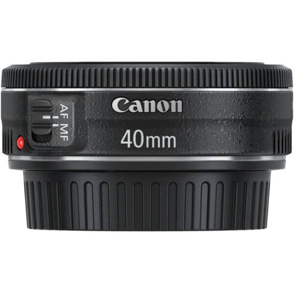 Canon EF 40mm f2.8 STM Lens ประกันศูนย์2