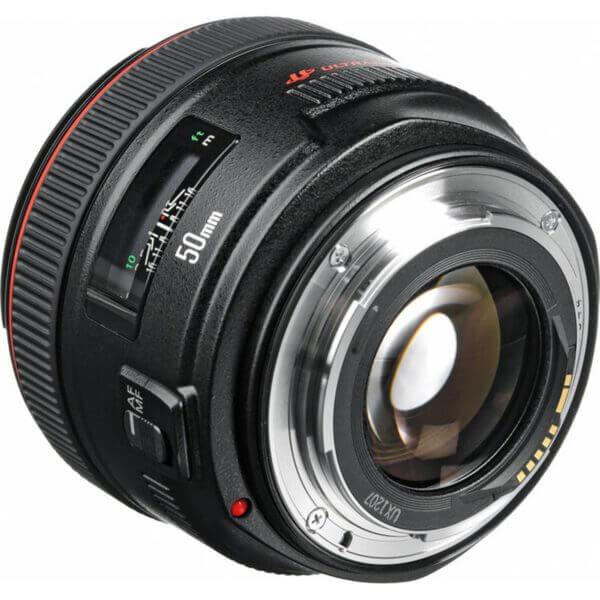 Canon EF 50mm f1.2L USM Lens ประกันศูนย์3