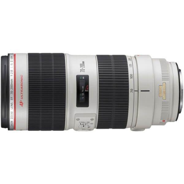 Canon EF 70 200mm f2.8L IS II USM Lens ประกันศูนย์1