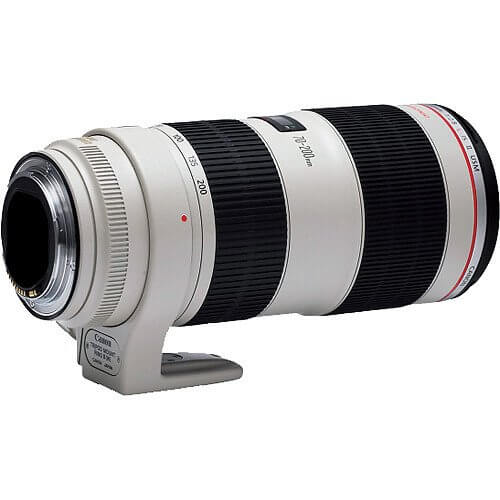 Canon EF 70 200mm f2.8L IS II USM Lens ประกันศูนย์2
