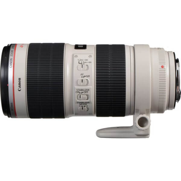 Canon EF 70 200mm f2.8L IS II USM Lens ประกันศูนย์4