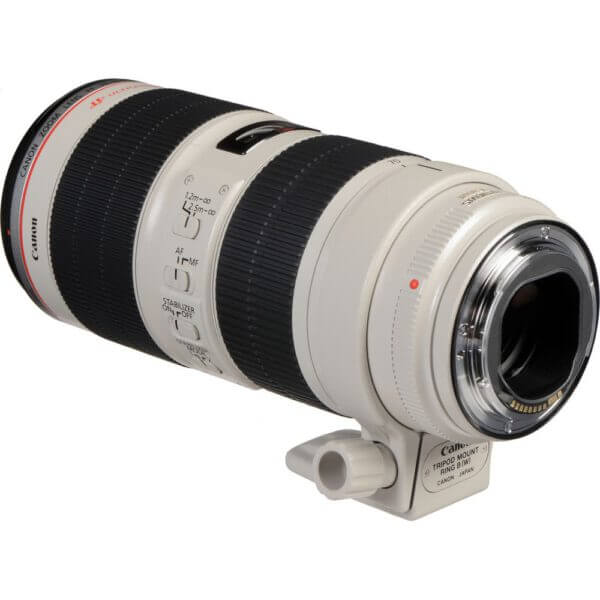 Canon EF 70 200mm f2.8L IS II USM Lens ประกันศูนย์5