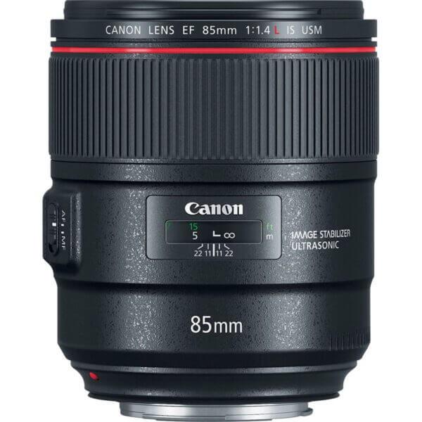 Canon EF 85mm f1.4L IS USM Lens ประกันศูนย์1