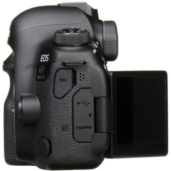 Canon EOS 6D Mark II Body10