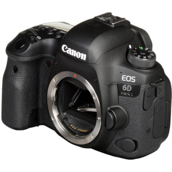 Canon EOS 6D Mark II Body18