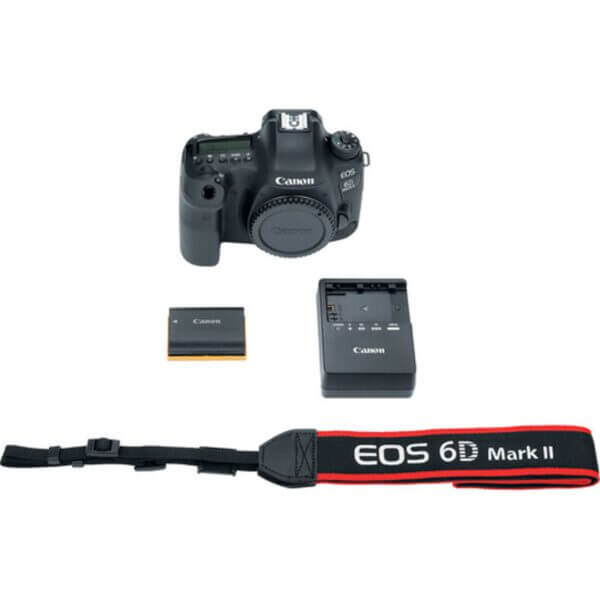 Canon EOS 6D Mark II Body7