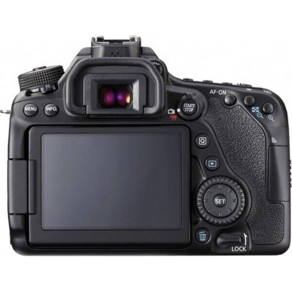 Canon EOS 80D Body 2