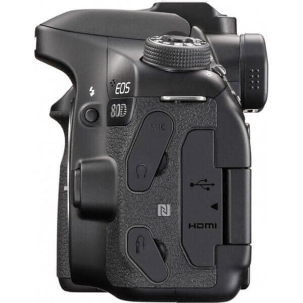 Canon EOS 80D Body 6