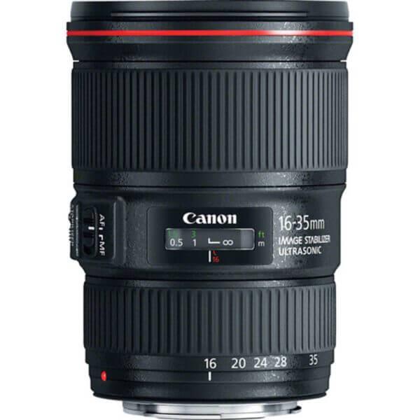Canon Lens EF 16-35mm f4L IS USM 2