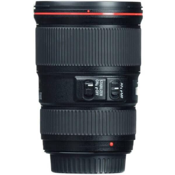 Canon Lens EF 16-35mm f4L IS USM 4