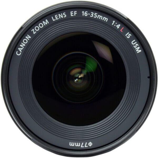 Canon Lens EF 16-35mm f4L IS USM 5