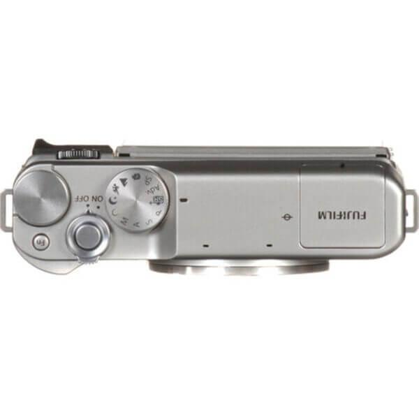 Fujifilm X-A10 Sliver + 16-50mm OIS II 13