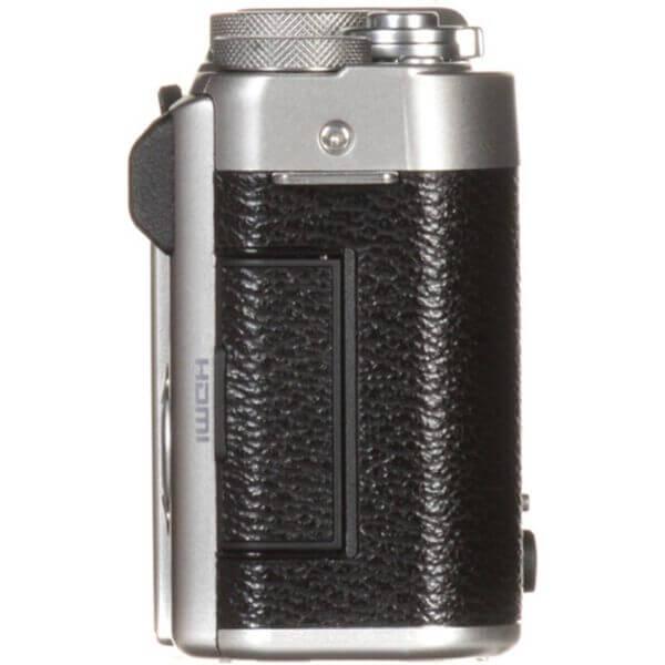 Fujifilm X-A10 Sliver + 16-50mm OIS II 15