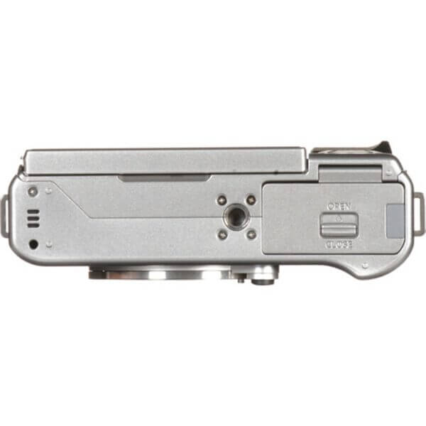 Fujifilm X-A10 Sliver + 16-50mm OIS II 22