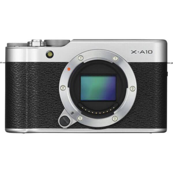 Fujifilm X-A10 Sliver + 16-50mm OIS II 7