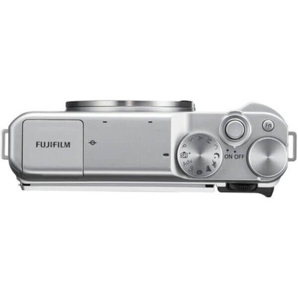 Fujifilm X-A10 Sliver + 16-50mm OIS II 8