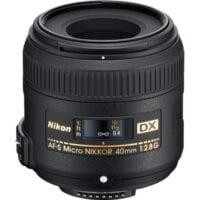 Nikon AF-S DX Micro NIKKOR 40mm 1