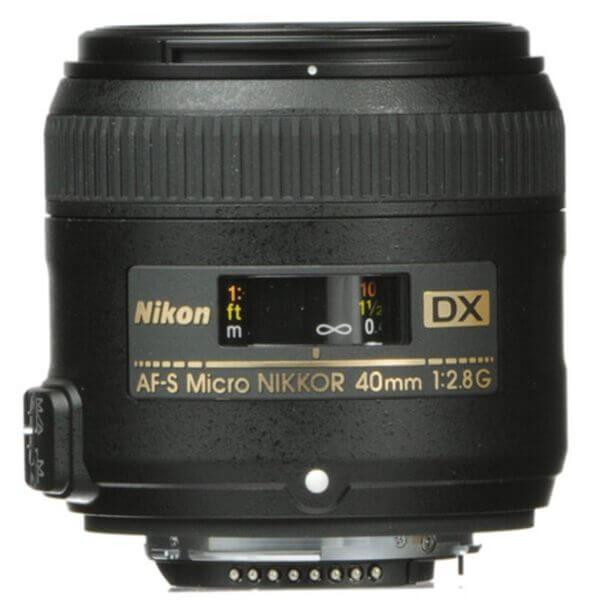Nikon AF-S DX Micro NIKKOR 40mm 2