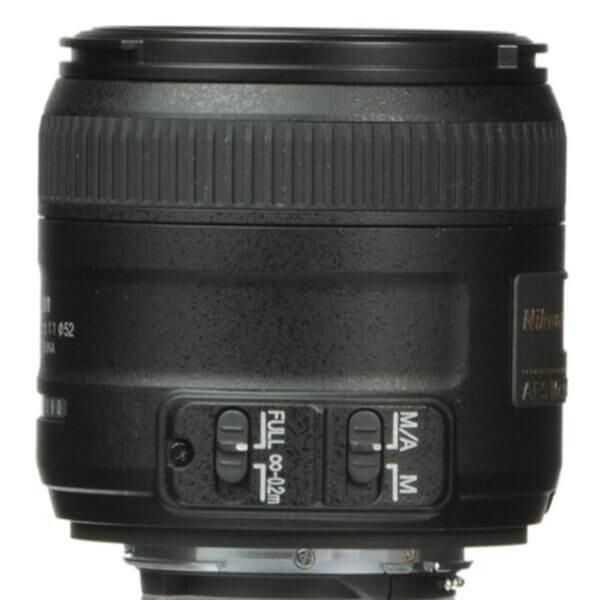 Nikon AF-S DX Micro NIKKOR 40mm 3