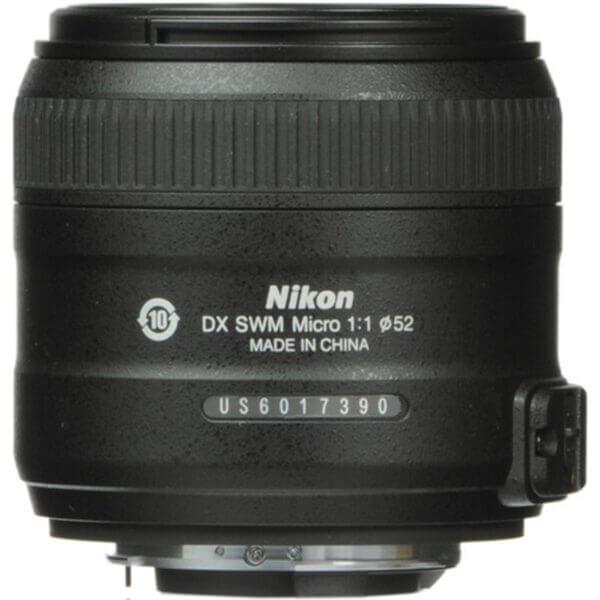 Nikon AF-S DX Micro NIKKOR 40mm 4