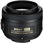 Nikon AF-S DX NIKKOR 35mm f1.8G 1