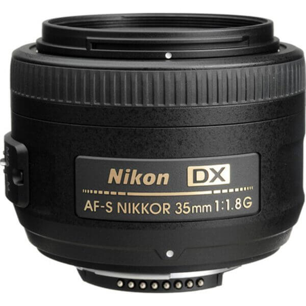Nikon AF-S DX NIKKOR 35mm f1.8G 2