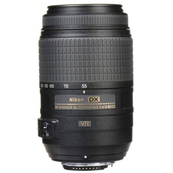 Nikon AF-S DX NIKKOR 55-300mm 2