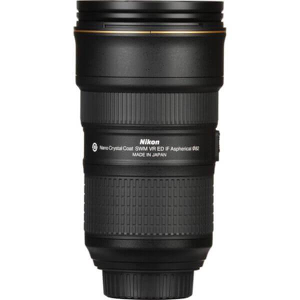 Nikon AF-S NIKKOR 24-70mm f2.8E ED VR 10