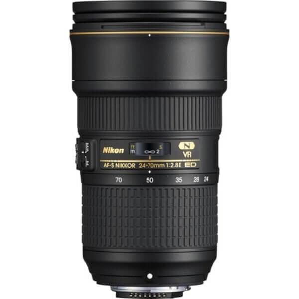 Nikon AF-S NIKKOR 24-70mm f2.8E ED VR 2