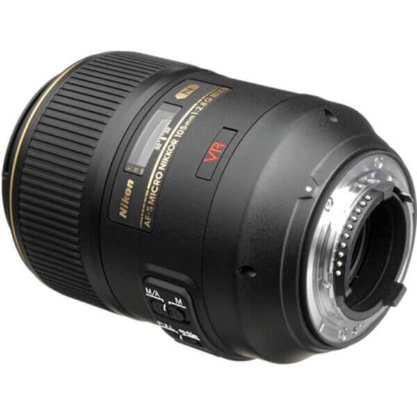 Nikon AF-S VR Micro-NIKKOR 105mm 3