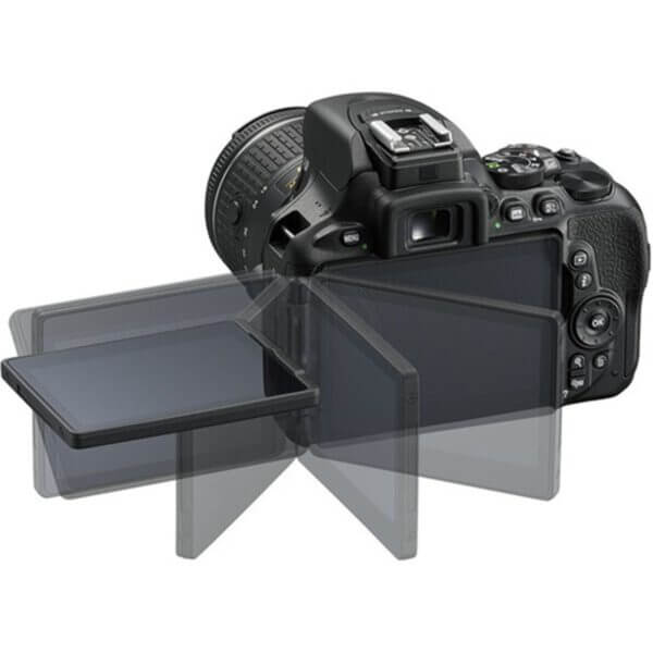 Nikon D5600 kit 13