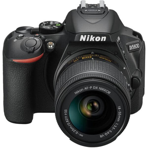 Nikon D5600 kit 4
