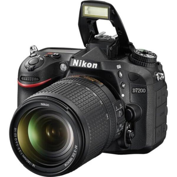 Nikon D7200 kit 2