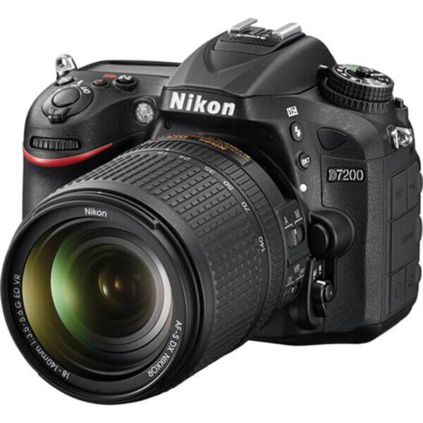 Nikon D7200 kit 3