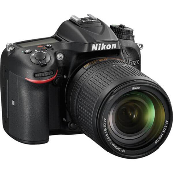 Nikon D7200 kit 4